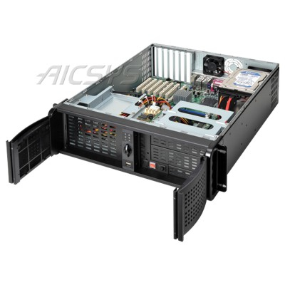 Aicsys Inc Rck 310ma 3u Rackmount Chassis With 10 Drive